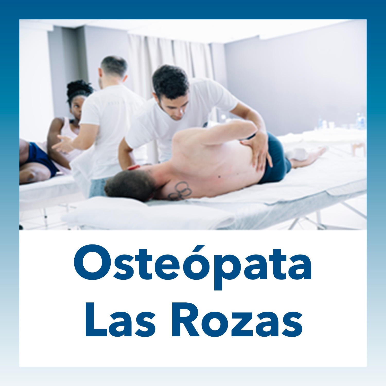 osteopata las Rozas