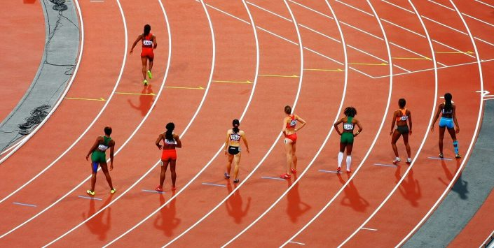 ¿Cómo prepararse para una carrera?