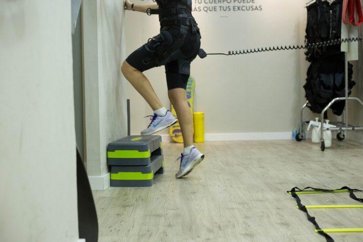 ¿En qué consiste la electroestimulación deportiva?