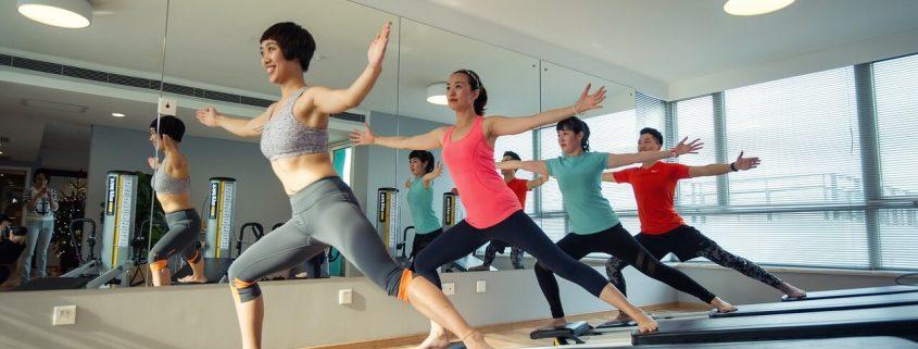 Mejora tu rehabilitación con el pilates aplicado a la fisioterapia