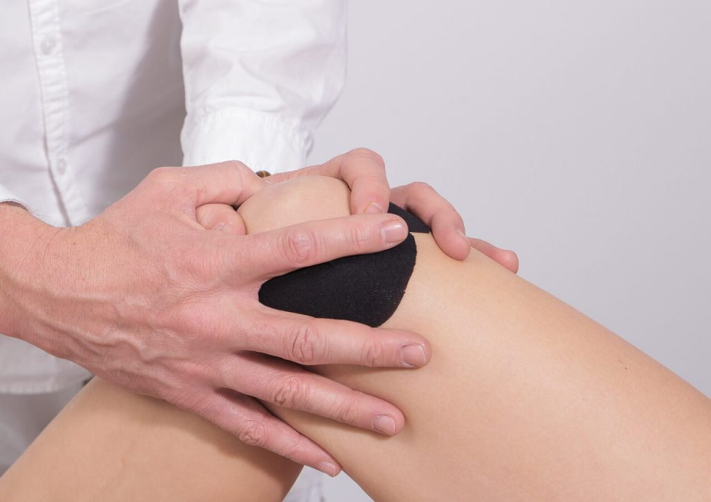 Tratar la bursitis, una inflamación muy frecuente sobre las