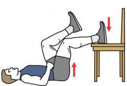 ejercicios de silla 1