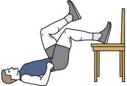 ejercicios de silla 2