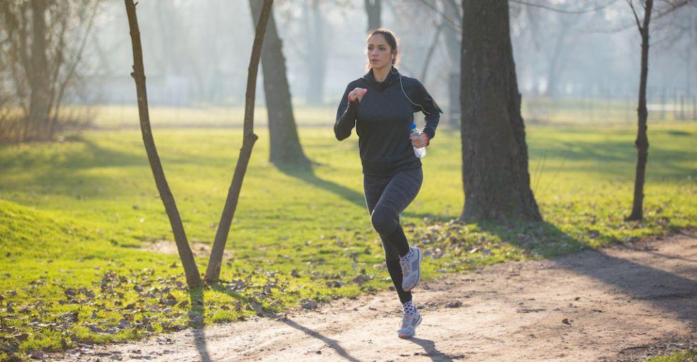 el frio y el ejercicio